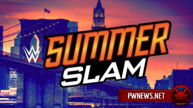 Джон Сина официально получил матч на SummerSlam; Обновленный кард SummerSlam 2017