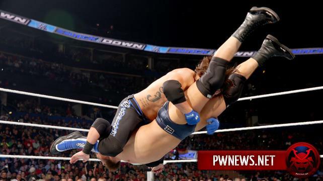 WWE решили запретить Styles Clash?
