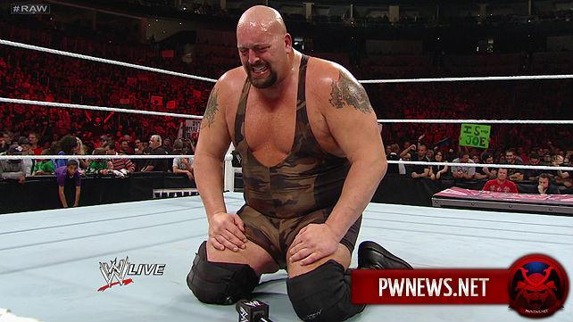 Ветеран WWE травмировался на хаус-шоу?