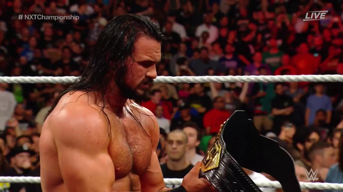 Значимые события в конце NXT TakeOver: Brooklyn III (ВНИМАНИЕ, спойлер)