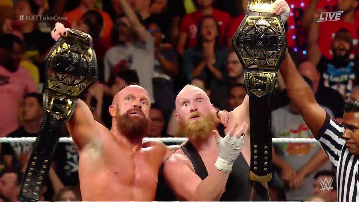 Большое событие на NXT TakeOver: Brooklyn III (ВНИМАНИЕ, спойлер)