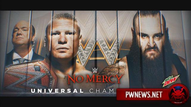 Матч за чемпионство Вселенной WWE анонсирован на No Mercy (ВНИМАНИЕ, спойлеры Raw)