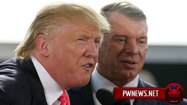 Фанаты WWE намерены протестовать против Дональда Трампа во время SummerSlam
