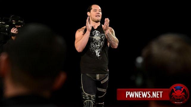 Причина, по которой Бэрон Корбин получил руководящую должность на Raw