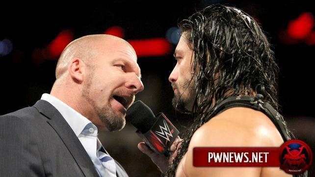 Трипл Эйч объяснил, почему WWE не дают Роману Рейнсу хил-тёрн