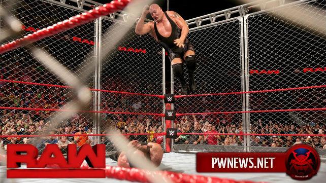 Как матч в стальной клетке и за интерконтинентальное чемпионство повлияли на рейтинг Raw?