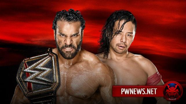 Матч за чемпионство WWE на PPV Hell in a Cell пройдет не в «адской клетке»?