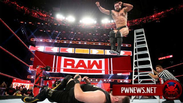 Возможный спойлер победителя мужского Money in the Bank произошел на Raw