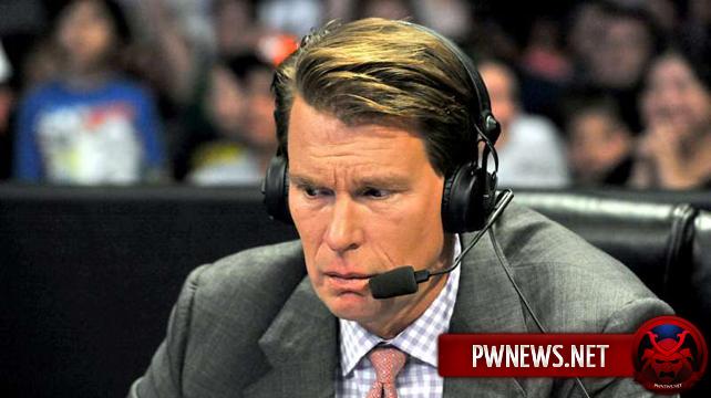 Закулисные новости об уходе Джона «Брэдшоу» Лэйфилда с поста комментатора SmackDown