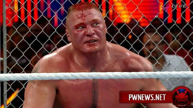 Брок Леснар проведет матч с Люком Харпером?