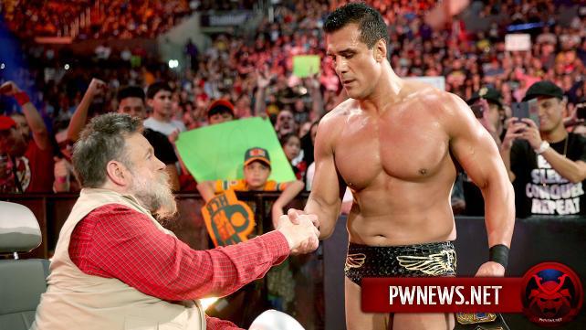 Сколько WWE заплатили Дель Рио?; Новости о возвращении; WWE-AAA