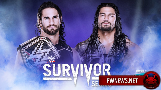 Seth Rollins vs. Roman Reigns — Survivor Series 2015