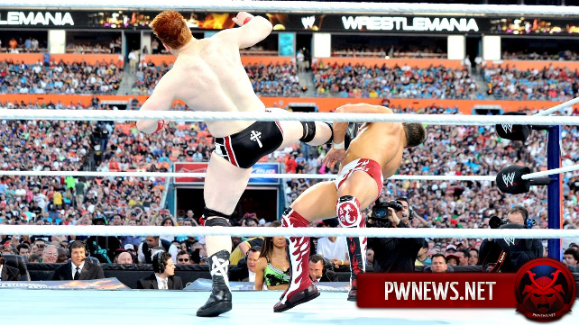 Статистика: Daniel Bryan vs. Sheamus