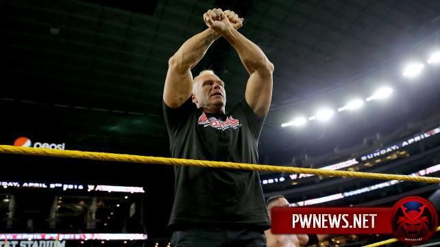 Ганн выиграл чемпионство; WWE идут к религиозной теме; Сина