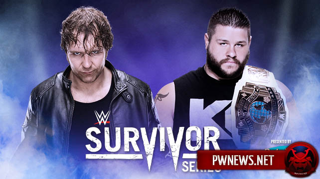 Dean Ambrose vs. Kevin Owens — SS 2015