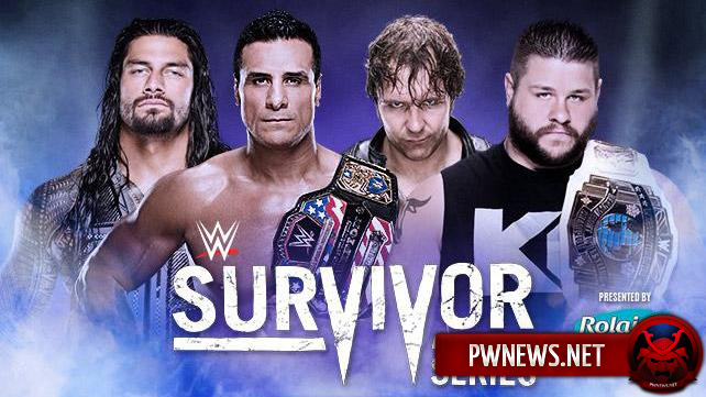 Результаты WWE Survivor Series 2015
