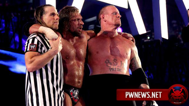 Статистика: Triple H vs. The Undertaker
