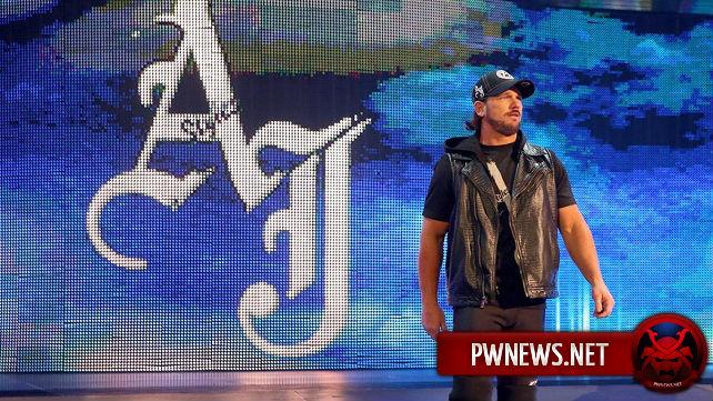 Хорошие новости о положении ЭйДжей Стайлза в WWE