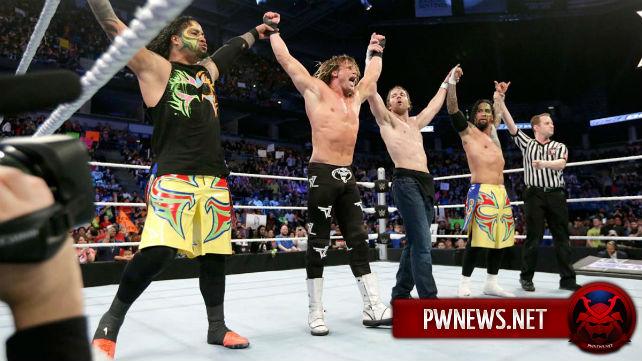 Просмотры SmackDown снизились