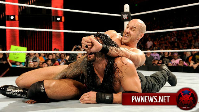 WWE анонсировали дату возвращения Сезаро