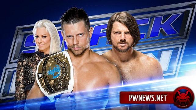 Обзор SmackDown 21.04.2016