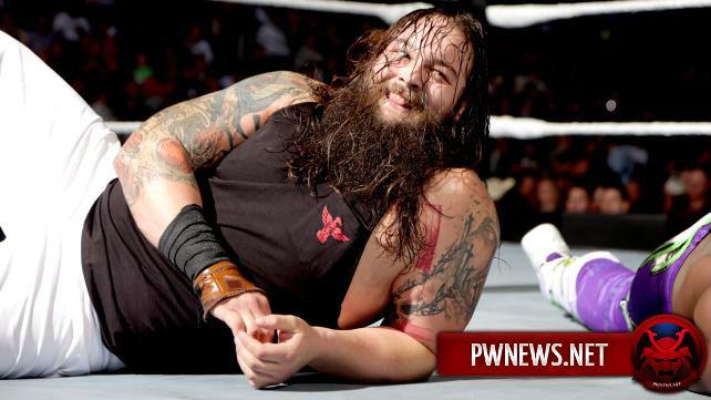 Брэй Уайатт скоро станет претендентом на титул WWE?