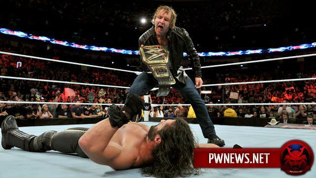 Дин Эмброуз вновь станет претендентом на титул WWE?