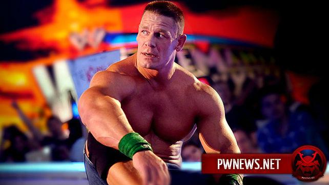 Джон Сина сказал, что не сможет выступить на WrestleMania