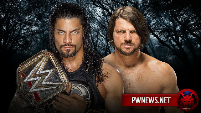 AJ Styles vs. Roman Reigns - Payback 2016