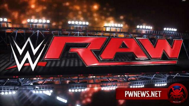 На предстоящее Monday Night RAW назначен титульный матч