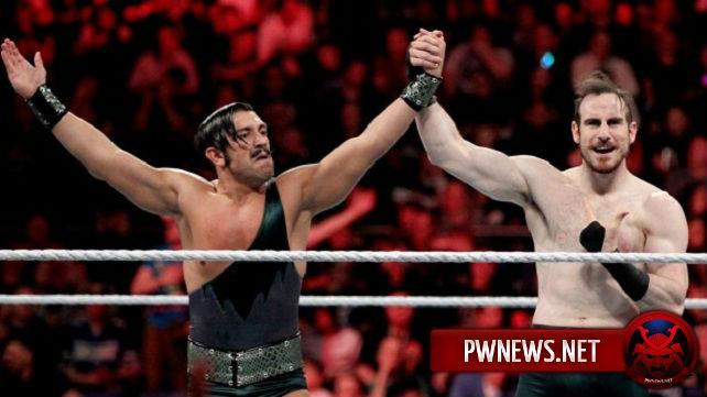 Неутешительные новости о положении Водивилиэнс в WWE