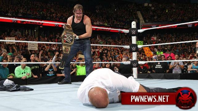 Что произошло после выхода RAW из эфира?