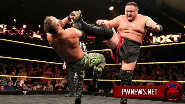 Инновационный матч на NXT TakeOver?