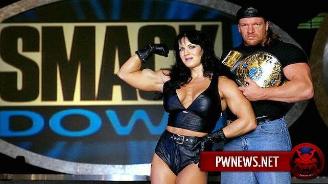 Трипл Эйч о введении Чайны в Зал Славы WWE