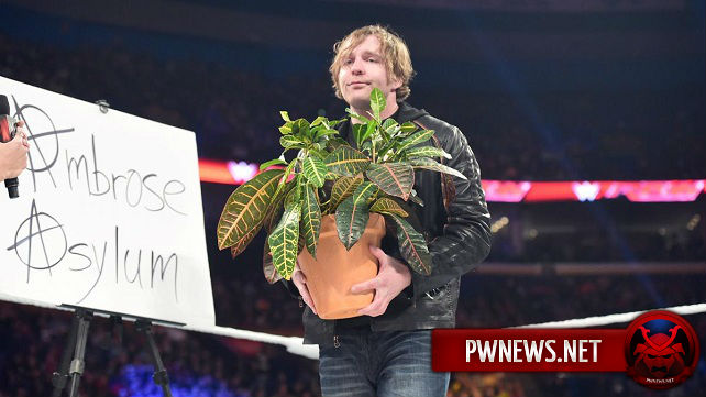 Обзор Monday Night RAW 02.05.2016