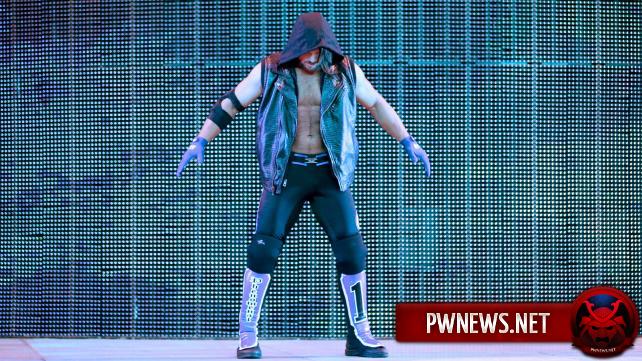 Новости о контракте ЭйДжей Стайлза с WWE