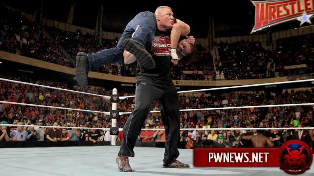 Что было после выхода RAW из эфира? (фото)