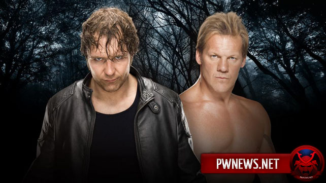 Dean Ambrose vs. Chris Jericho — Payback 2016