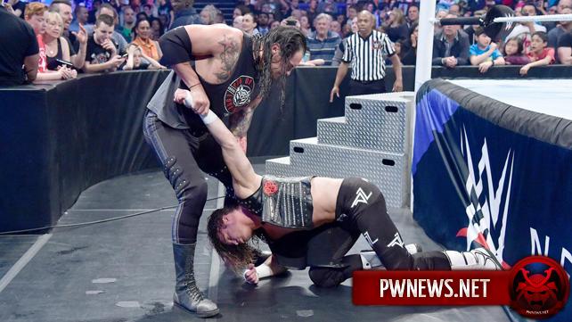 Корбин WWE