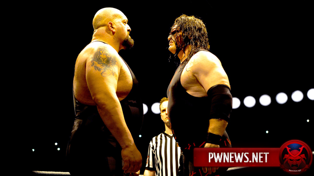 Статистика: Kane vs. Big Show