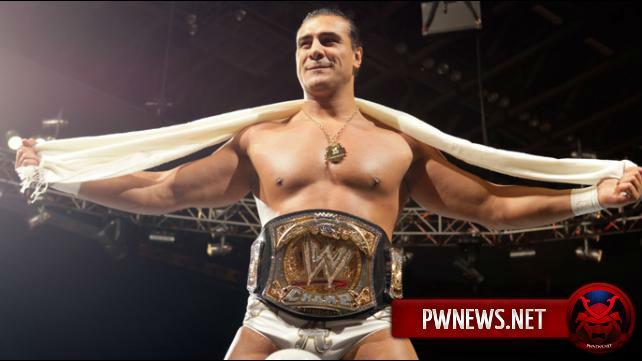 Альберто Дель Рио о распаде Лиги Наций, завершении карьеры в WWE