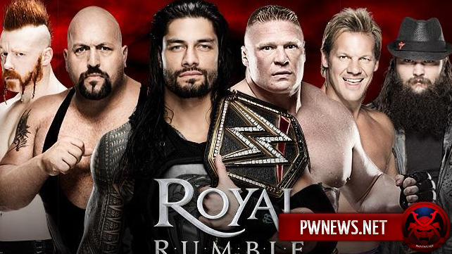 Результаты WWE Royal Rumble 2016