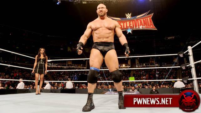 Райбек о выпрашивании матча против Брока Леснара на WrestleMania