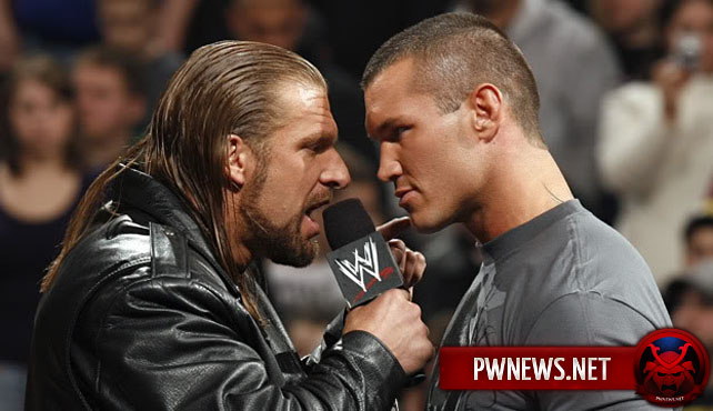 Статистика: Triple H vs. Randy Orton