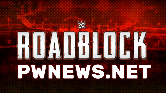 Результаты WWE RoadBlock