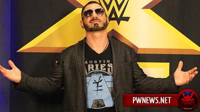 WWE заинтересовались в Остине Эйриесе еще в 2011 году; Изначальные планы на него