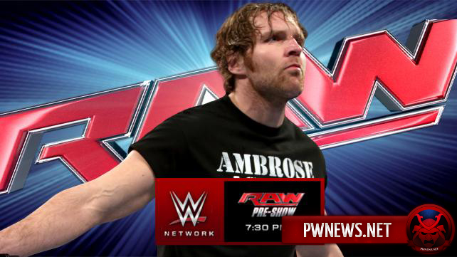 Превью к WWE Monday Night RAW 15.02.2016
