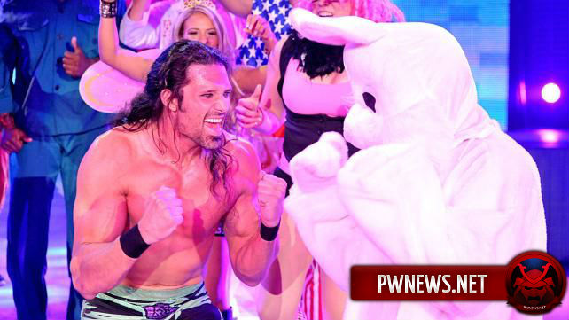 Что на самом деле WWE приняли за запрещенные препараты у Адама Роуза?