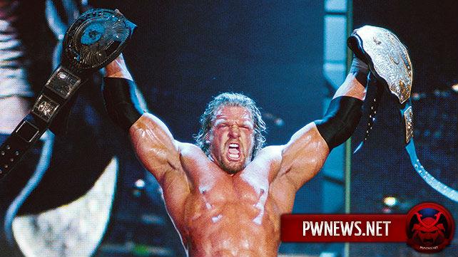 Трипл Эйч развязал конфликт с бывшим чемпионом WWE