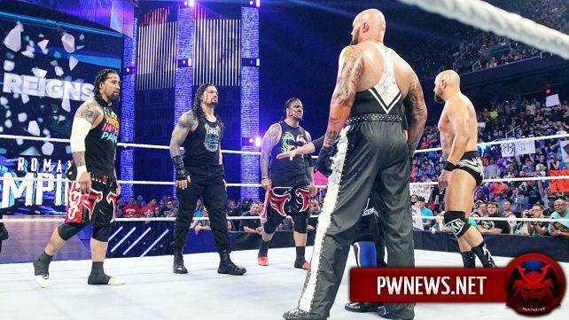 Еще один матч со специальными правилами анонсирован на Extreme Rules